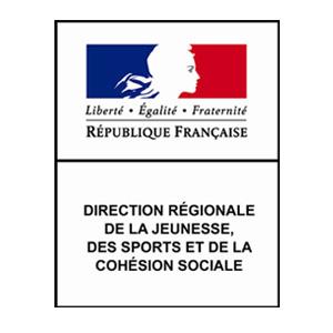 Logo DRJSCS Bretagne